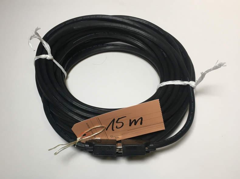 21854 VGA Verlängerungskabel, 15 Meter