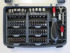 21925 Steckschlüssel- und Bitsset
