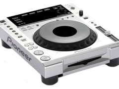 21927 Pioneer CDJ-850 CD / Multi Player