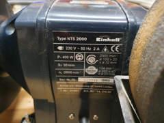 21929 Nass- und Trockenschleifmaschine