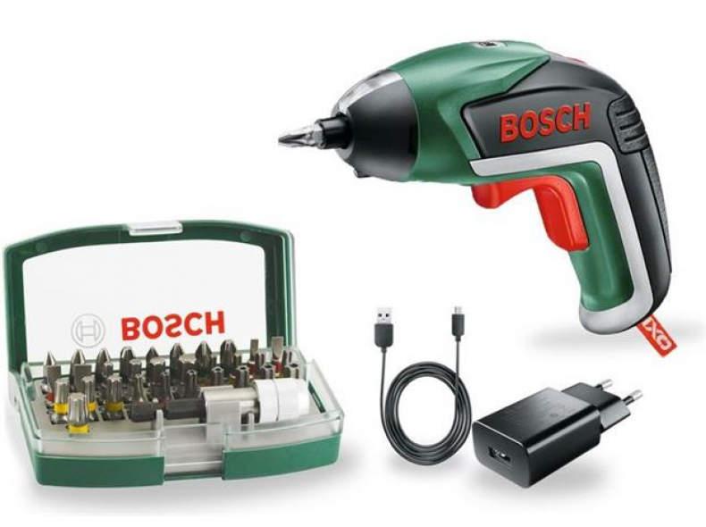 21972 Bosch Akku-Schrauber IXO V Set
