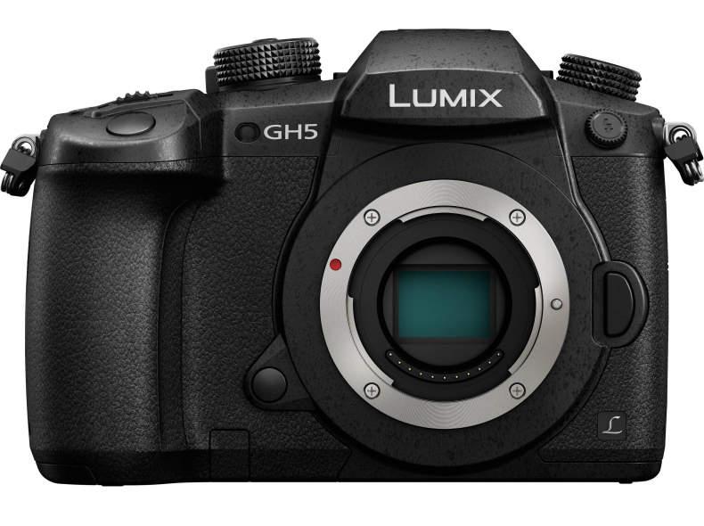 21977 Panasonic Lumix GH5 Body