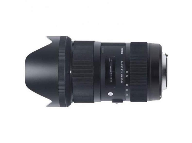 21981 Sigma 18-35mm f/1.8 ART, Canon
