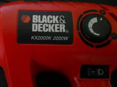 21993 Heissluftpistole Black&Decker 2000W