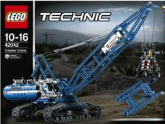 22004 Lego Technic 42042 Seilbagger