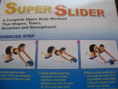 22072 Sportgerät Super Slider