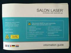 """22102 Enthaarungs-System """"Salon Laser"""""""