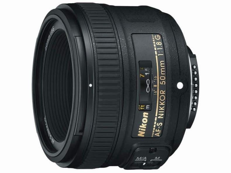 22133 Nikon 50mm f/1.4