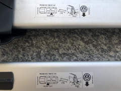 21880 Grundträger VW Sharan (7N)