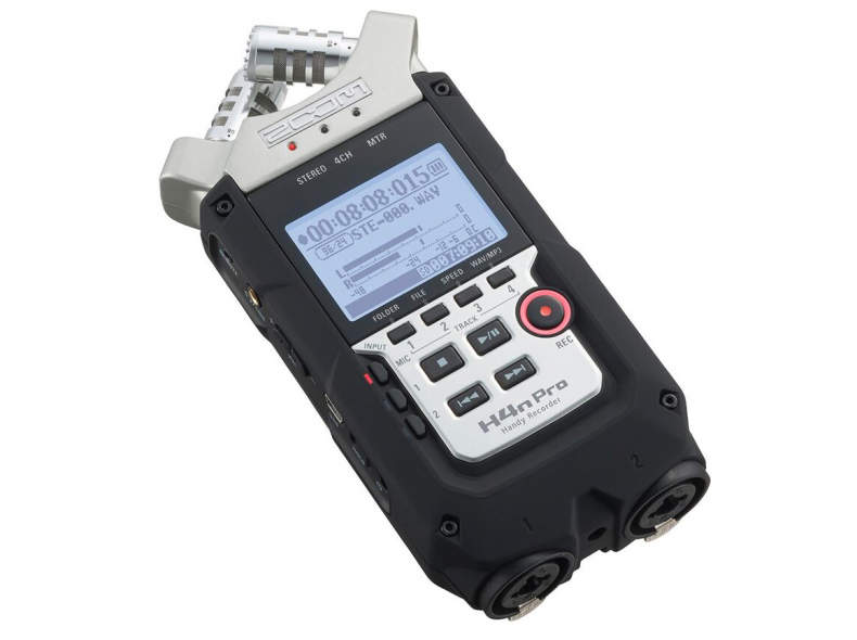 22185 Field Recorder Zoom H4n Pro + Unive
