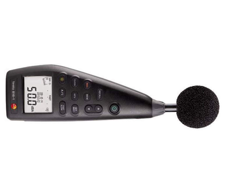 22216 Schallpegelmessgerät testo 816-1
