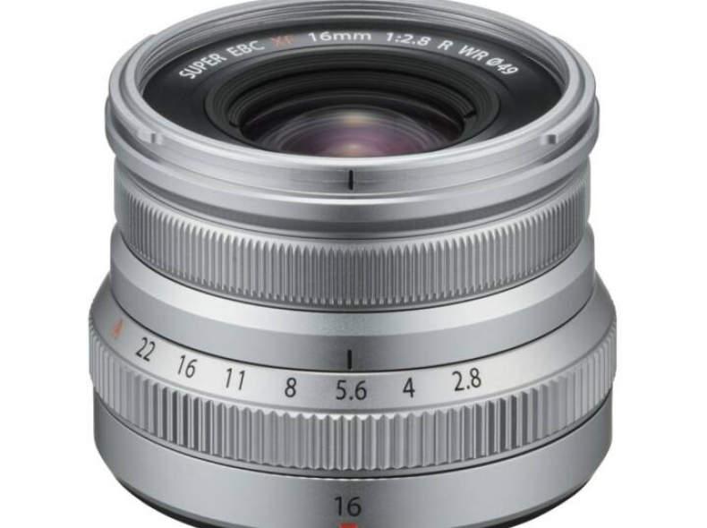 22252 Fujifilm Fujinon XF 16mm F/2.8 R WR
