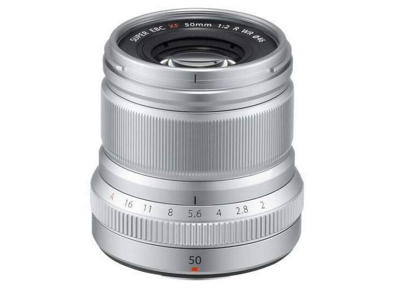 22254 Fujifilm Fujinon XF 50mm f/2 R WR