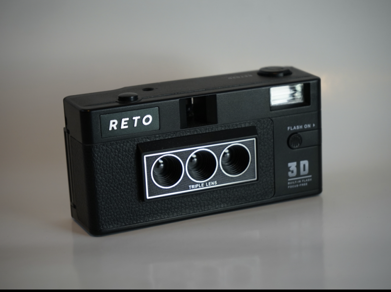 22286 Reto 3D Kamera Analog