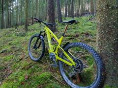22319 E-Mountainbike Fully, E-Bike