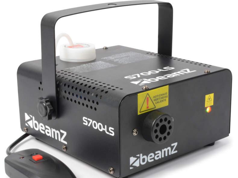 22395 Nebelmaschine mit Lasershow