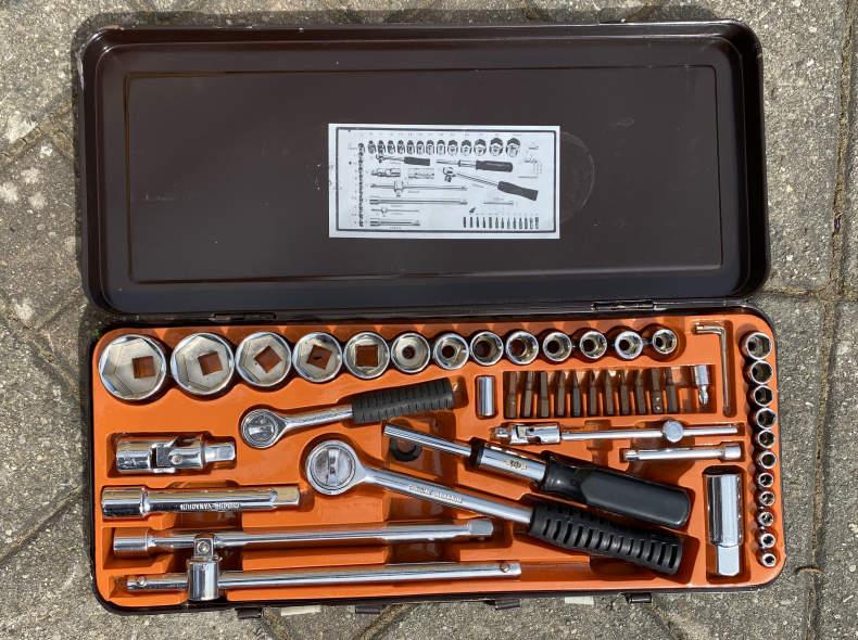 22413 Steckschlüsselsatz