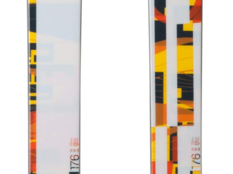 22420 Skitourenausrüstung  Ski 176cm
