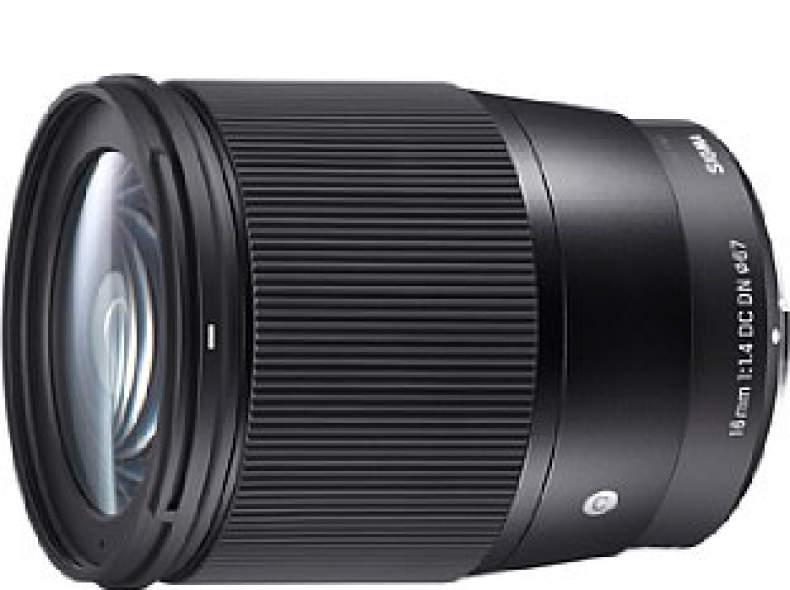 22421 Objektiv Sigma für Sony E-Mount