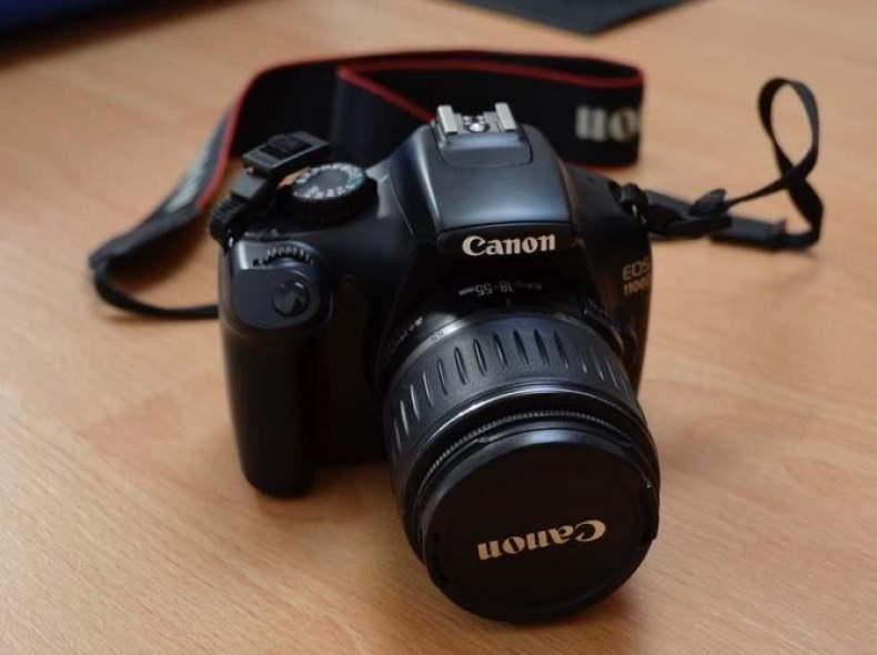 22491 Canon EOS 1100D