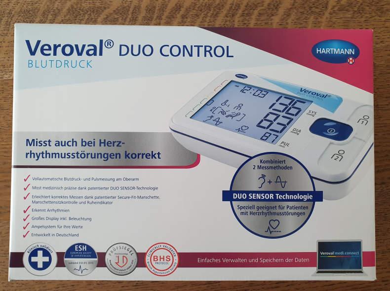 22502 Blutdruckmessgerät Oberarm