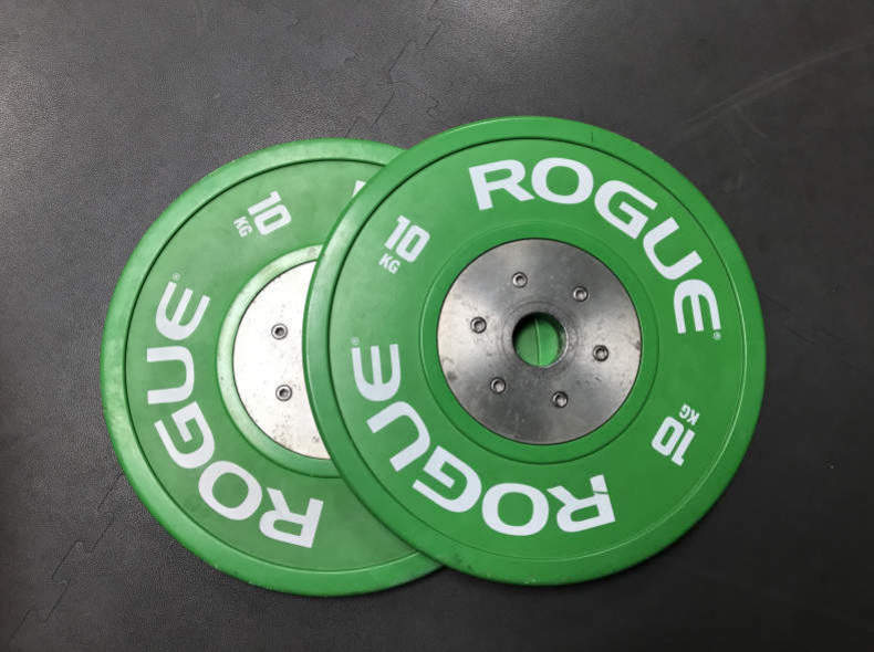 22510 Pair of Weightlifting Plates