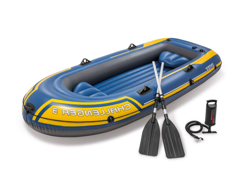 22540 Intex challenger 3 Schlauchboot