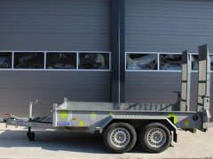 22619 Baumaschinentransporter Anhänger