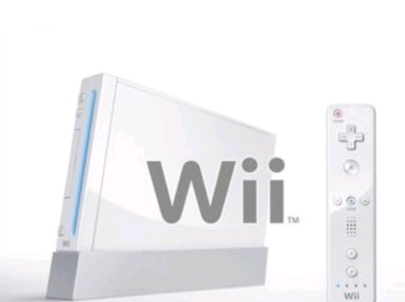 22622 Nintendo Wii Konsole