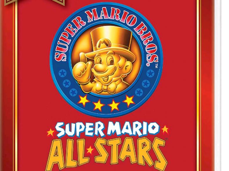 22623 Super Mario ALL STARS WII