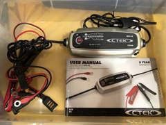 22644 Batterie-Ladegerät CTEK MXS 5.0
