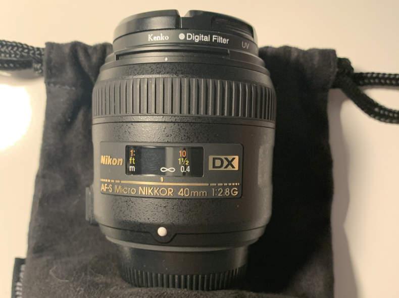 22696 AF-S Micro-NIKKOR 40mm f/2.8G Nikon