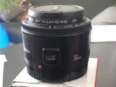 22703 Canon 50mm f/1.8