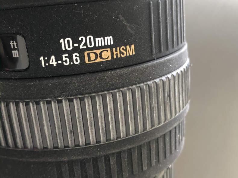 22704 Sigma 10-20mm fur canon