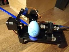 22706 Roboter zum Bemalen von Eiern
