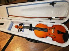 22708 Geige 1/4 (Kindergrösse)