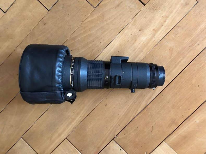 22742 Nikon NIKKOR ED 400mm 1:3.5