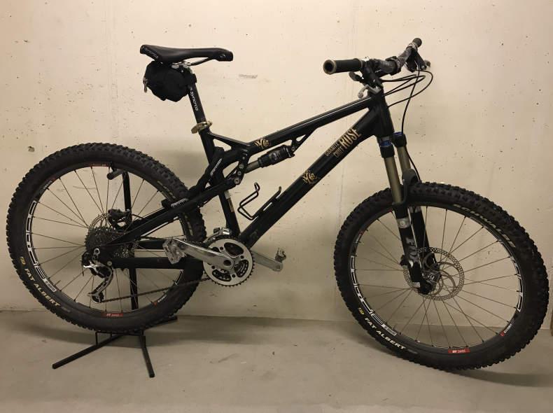 22745 Mountainbike All-Mountain