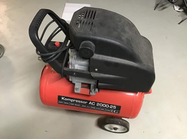 22777 Kompressor 230 Volt