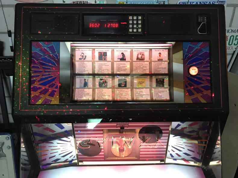 22790 Jukebox zu vermieten