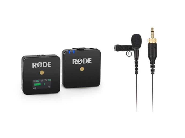 22794 Rode Wireless Go mit Rode Lav Mic