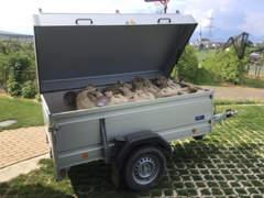 22807 Anhänger PKW, 1000kg, Nutz 720kg