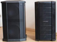 22813 Bose F1 Lautsprecher PA System