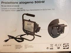 22815 Halogenstrahler 500W