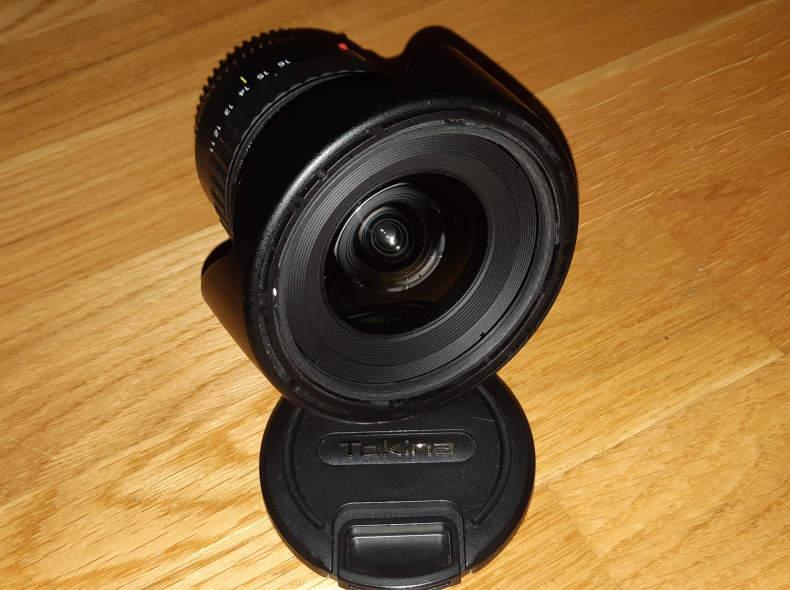 22862 Tokina SD 11-16mm f2.8 für Canon