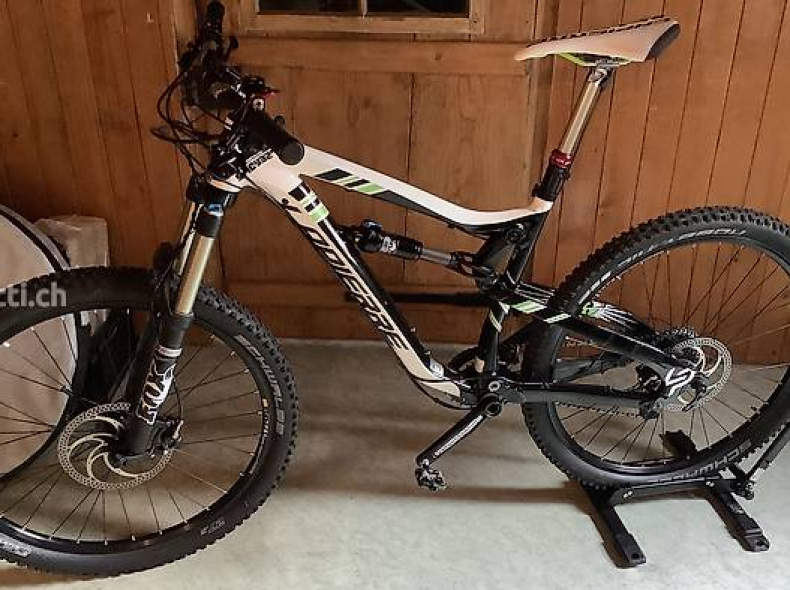 22905 Mountainbike Lapierre Zesty Fully