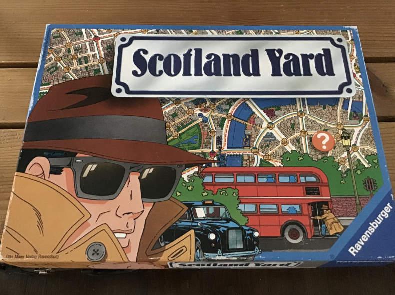 22929 Scottland yard