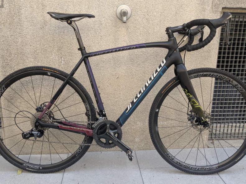 22939 Specialized Crux Rennvelo/Rennrad