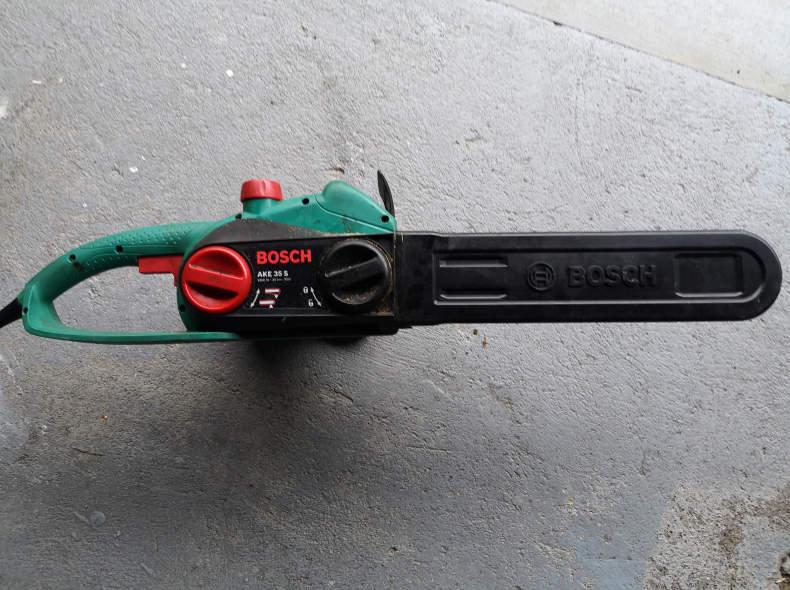 10651 Motorsäge (elektrisch)
