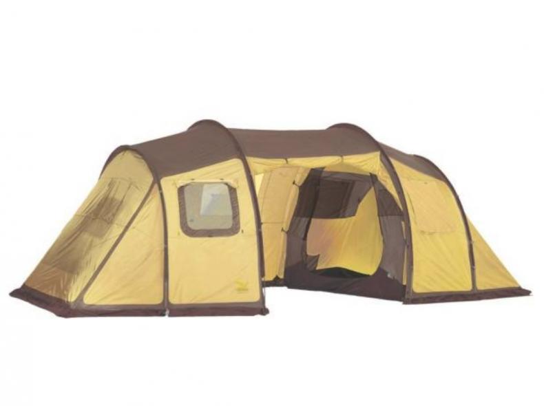 22961 6er-Zelt «Midway VI» von SALEWA